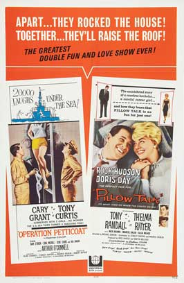 Pillow Talk - 27 x 40 Movie Poster - Style D