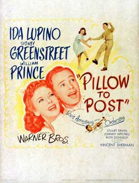 Pillow to Post - 11 x 17 Movie Poster - Style A