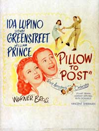 Pillow to Post - 27 x 40 Movie Poster - Style A
