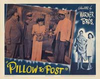 Pillow to Post - 11 x 14 Movie Poster - Style A