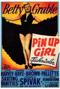 Pin-Up Girl - 27 x 40 Movie Poster - Style A