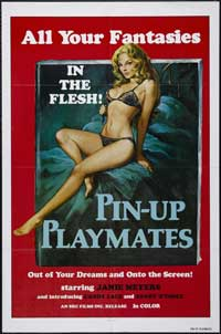 Pin-up Playmates - 27 x 40 Movie Poster - Style A