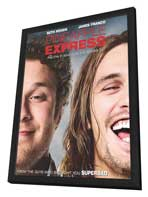 Pineapple Express - 11 x 17 Movie Poster - Style D - in Deluxe Wood Frame