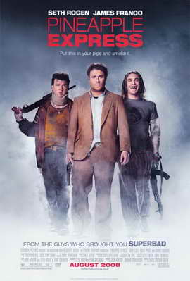 Pineapple Express - 11 x 17 Movie Poster - Style A