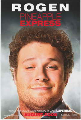 Pineapple Express - 27 x 40 Movie Poster - Style B