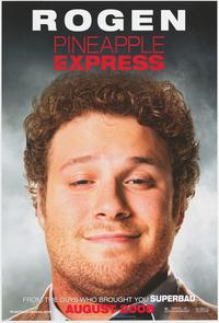 Pineapple Express - 43 x 62 Movie Poster - Bus Shelter Style B