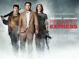 Pineapple Express - 11 x 17 Movie Poster - Style C