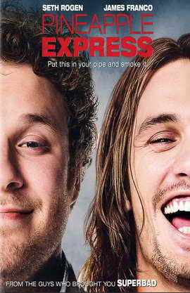 Pineapple Express - 11 x 17 Movie Poster - Style D