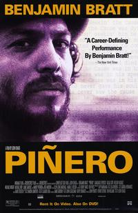 Pinero - 43 x 62 Movie Poster - Bus Shelter Style A
