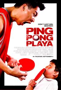 Ping Pong Playa - 43 x 62 Movie Poster - Bus Shelter Style A