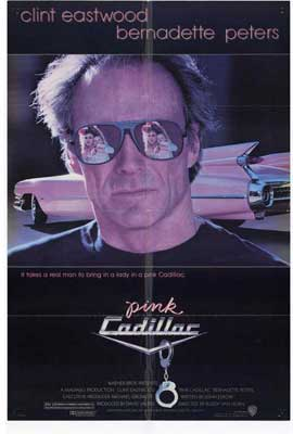 Pink Cadillac - 27 x 40 Movie Poster - Style B
