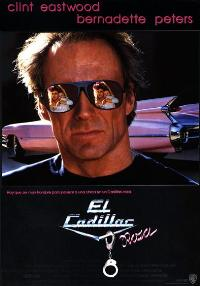 Pink Cadillac - 11 x 17 Movie Poster - Spanish Style A