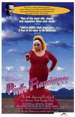 Pink Flamingos - 11 x 17 Movie Poster - Style A