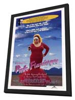 Pink Flamingos - 27 x 40 Movie Poster - Style A - in Deluxe Wood Frame
