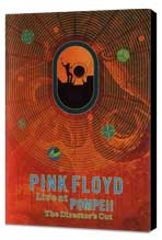Pink Floyd: Live at Pompeii - 11 x 17 Movie Poster - Style A - Museum Wrapped Canvas