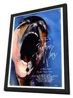 Pink Floyd: The Wall - 27 x 40 Movie Poster - Style A - in Deluxe Wood Frame