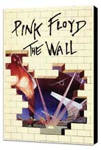 Pink Floyd: The Wall - 11 x 17 Movie Poster - Style B - Museum Wrapped Canvas