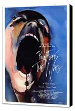 Pink Floyd: The Wall - 27 x 40 Movie Poster - Style A - Museum Wrapped Canvas