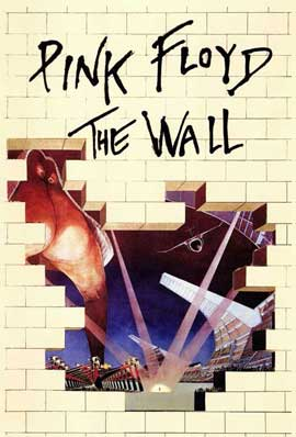 Pink Floyd: The Wall - 11 x 17 Movie Poster - Style B