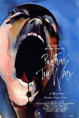 Pink Floyd: The Wall - 27 x 40 Movie Poster - Style A