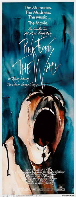 Pink Floyd: The Wall - 14 x 36 Movie Poster - Insert Style A