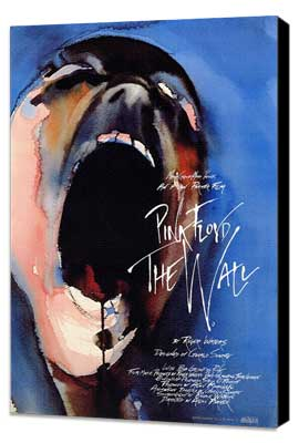 Pink Floyd: The Wall - 11 x 17 Movie Poster - Style A - Museum Wrapped Canvas