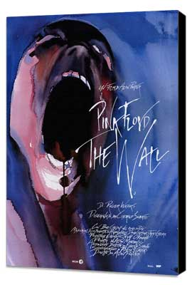 Pink Floyd: The Wall - 27 x 40 Movie Poster - Italian Style A - Museum Wrapped Canvas