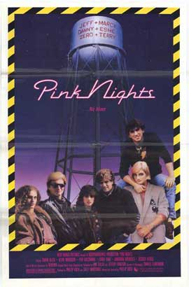 Pink Nights - 11 x 17 Movie Poster - Style A