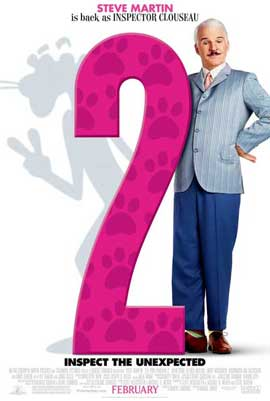 Pink Panther 2 - 11 x 17 Movie Poster - Style B