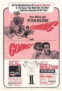 Pink Panther/Shot in Dark - 27 x 40 Movie Poster - Style A