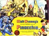 Pinocchio - 11 x 17 Movie Poster - Style D