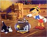 Pinocchio - 11 x 14 Movie Poster - Style E