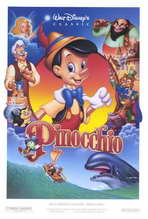 Pinocchio - 27 x 40 Movie Poster - Style C