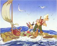 Pinocchio - 11 x 14 Movie Poster - Style C