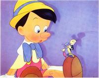 Pinocchio - 11 x 14 Movie Poster - Style D