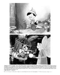 Pinocchio - 8 x 10 B&W Photo #1