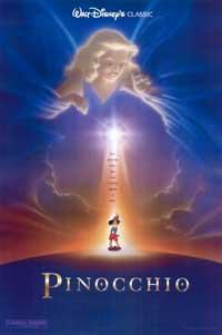 Pinocchio - 11 x 17 Movie Poster - Style I