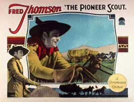 Pioneer Scout - 11 x 14 Movie Poster - Style A