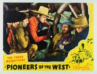 Pioneers of the West - 11 x 14 Movie Poster - Style A