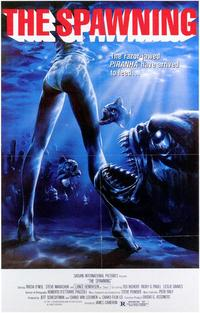 Piranha 2: The Spawning - 43 x 62 Movie Poster - Bus Shelter Style A