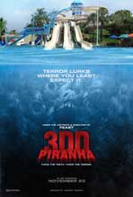 Piranha 3DD - 11 x 17 Movie Poster - Style B