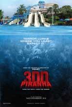 Piranha 3DD - 11 x 17 Movie Poster - Style B