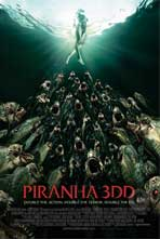 Piranha 3DD - 11 x 17 Movie Poster - Style E