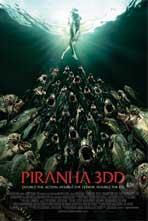 Piranha 3DD - 11 x 17 Movie Poster - Style E