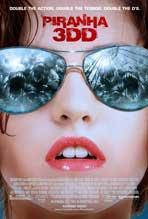 Piranha 3DD - 11 x 17 Movie Poster - Style F