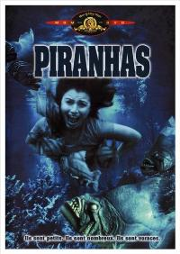 Piranha - 27 x 40 Movie Poster - French Style A