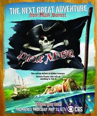Pirate Master  (TV) - 11 x 14 TV Poster - Style A
