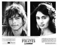 Pirates - 8 x 10 B&W Photo #1