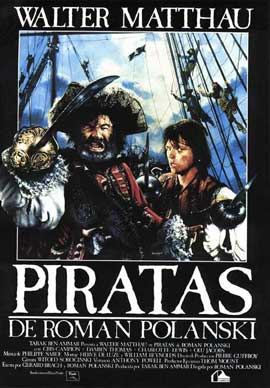Pirates - 27 x 40 Movie Poster - Spanish Style A