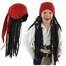 Pirates of the Caribbean: The Curse of the Black Pearl - POTC Jack Sparrow Headscarf with Dreadlocks